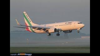 PMDG 737 | Air Italy | Gatwick (EGKK) - Olbia (LIEO) | Full Flight | FSX