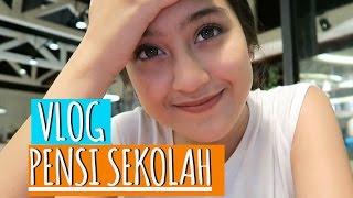 Salshabilla #VLOG PENSI SEKOLAH - KUCING -  MEETING
