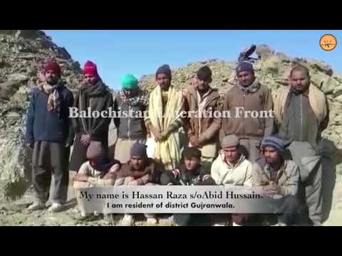 15 FWO Personal Under Custody Of BLF (Balochistan Liberation Front)