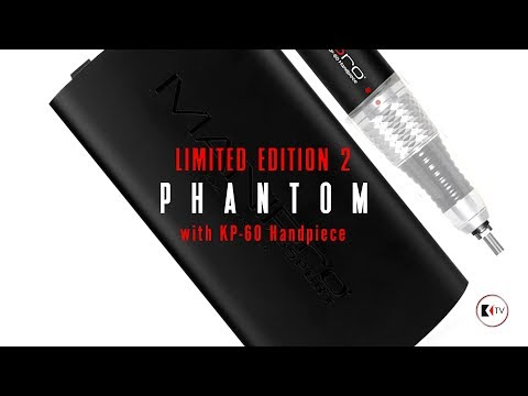 MANIPro Passport Phantom Electric Nail File Limited Edition Version2 from KUPA Inc.