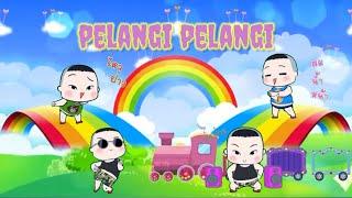 Pelangi Pelangi | Lagu Anak populer | Lagu Anak Indonesia