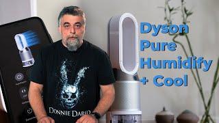 Dyson Pure Humidify Cool - Hava Temizleme ve Nemlendirme İncelemesi