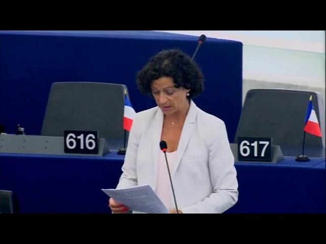 Christelle Lechevalier sur le programme européen de développement industriel
