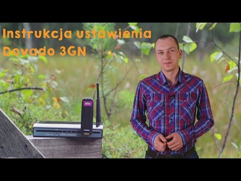Zestaw - router domowy Dovado 3GN  + modem Huawei E3131