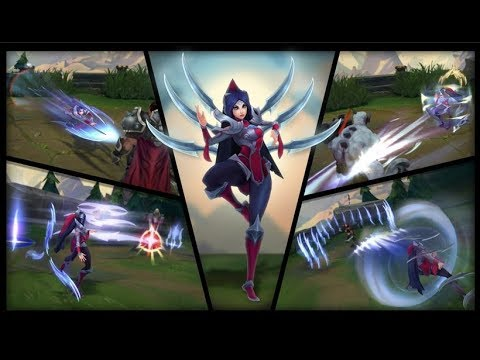 A NOVA IRELIA FICOU MUITO FORTE - IRELIA REWORK - LEAGUE OF LEGENDS