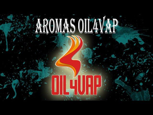APV 357 Aromas Oil4Vap