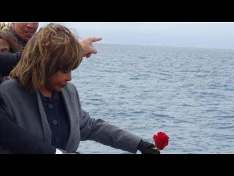 Tina Turner says a 'final goodbye' to son spreading his ashes