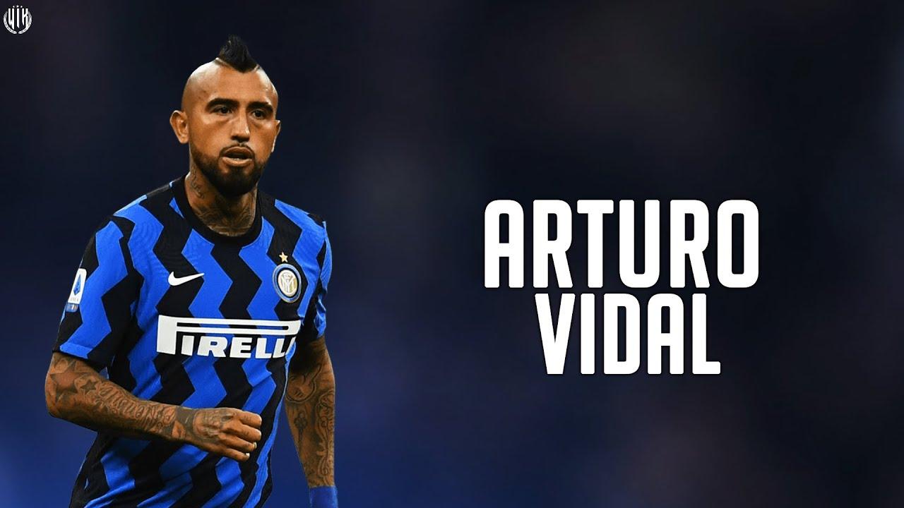 Download Arturo Vidal 2020/21 - Crazy Defensive Skills & Tackles | HD