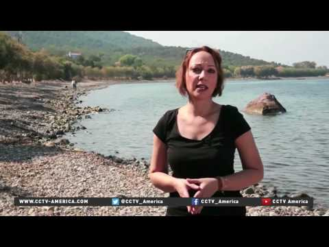 Migrant influx affects tourism in Greece's Island of Lesvos