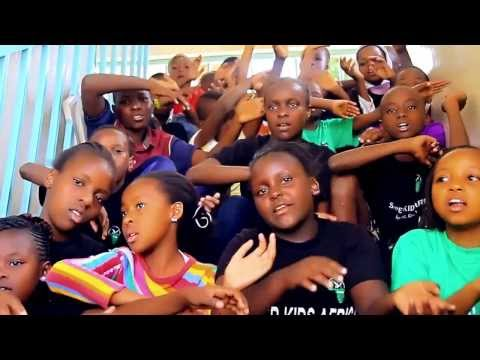 Super kids Africa- song :super kids anthem)