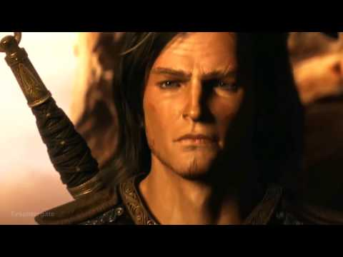 Prince of Persia : The Forgotten Sands Remastered (The Movie) All Cutscenes