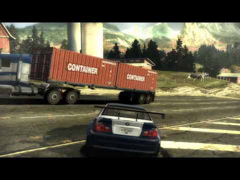 Need for Speed Most Wanted Trailer (2005)