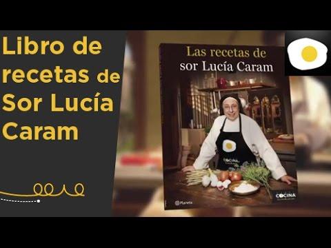Descubre el libro de recetas de sor luc a caram y su for Canal cocina concursos