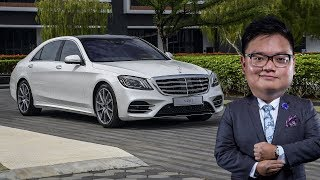 2018 W222 Mercedes-Benz S-Class facelift in Malaysia - S450L, RM700k