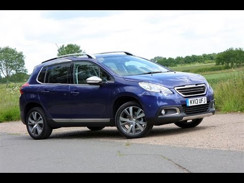 peugeot 2008 2015 car review youtube. Black Bedroom Furniture Sets. Home Design Ideas