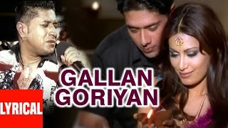 Sterio Nation - Gallan Goriyan Te Goriya Lyrical Video | OH! L…