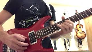 Joe Satriani Cherry Blossoms cover