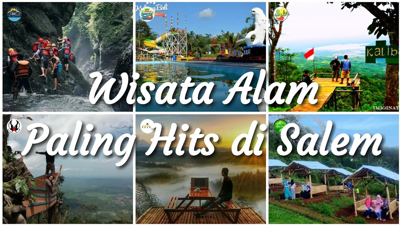 7 Wisata Alam Paling Hits di Kecamatan Salem Brebes