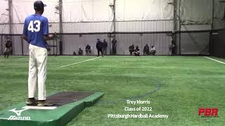 Trey Morris (P) - Class of 2022 - Spring 2020