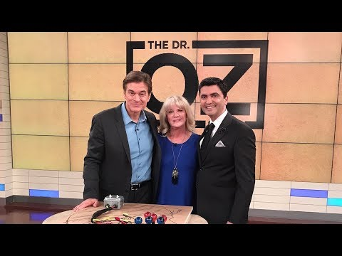 Dr Oz Show Features Dr Azizzadeh's New Smile Surgery for Facial Paralysis