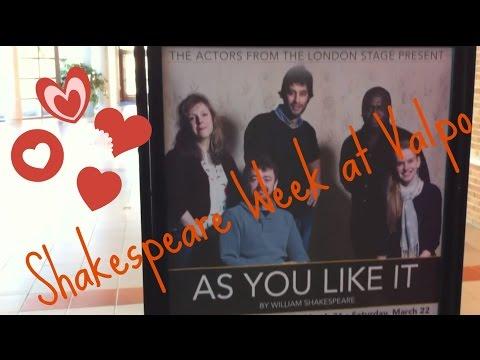Shakespeare Week - เรียนต่อต่างประเทศ ได้อะไร VLOG (1/3)