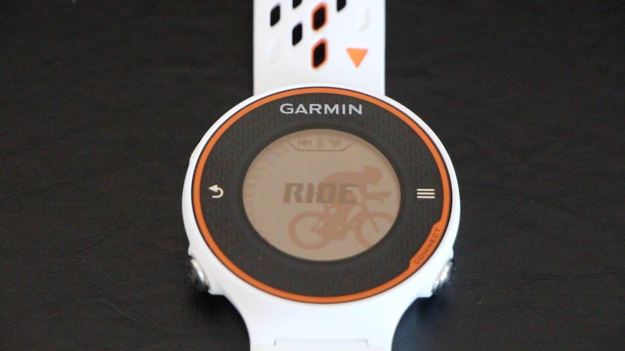 Garmin 620 For Cycling Biking And Running But Sadly No Walking