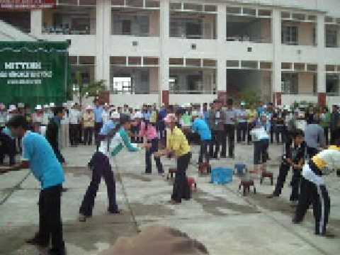 sôi động ngày 9/1 tại trường THPT Lý Thường Kiệt Thị xã AyunPa - Gia Lai