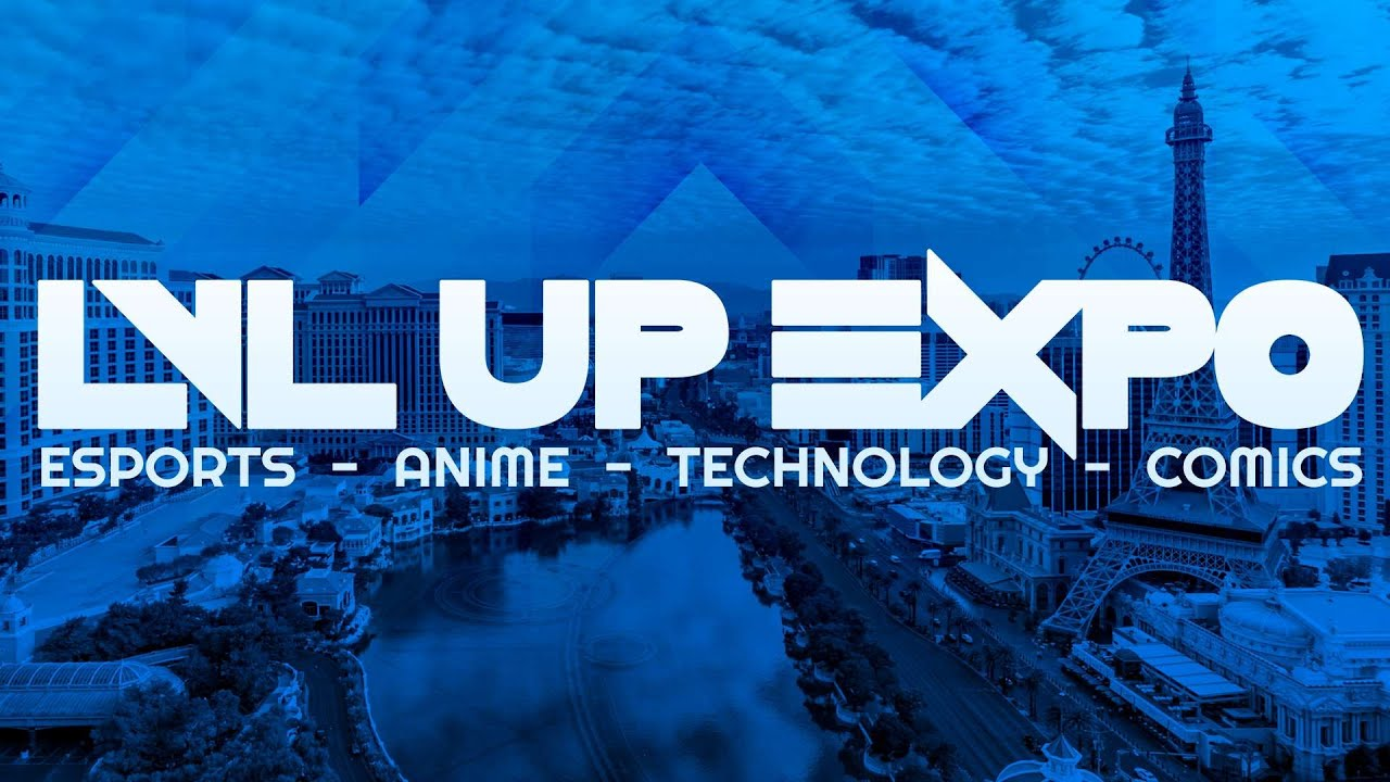 LVL UP EXPO 2020 RECAP