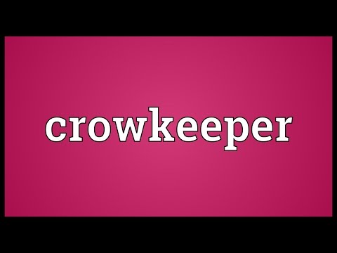 Header of crowkeeper
