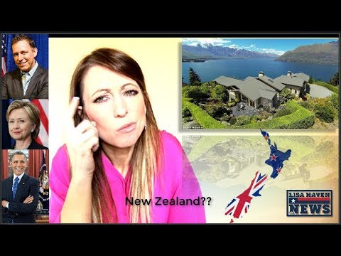 Powerful People Are Scared! Billionaires Run To New Zealand In Mass—What Do They Know That We Don't?