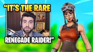 SypherPK Fights A RARE Renegade Raider Skin Until THIS HAPPENS   Fortnite Daily Funny Moments Ep.339