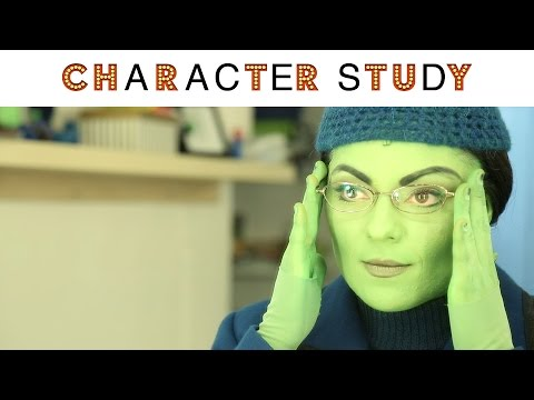Character Study: Jennifer DiNoia of WICKED