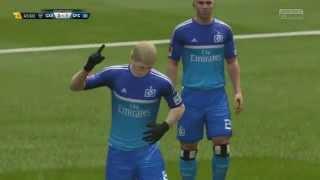 CFC Club PRO Entrainement #1 FIFA 16 PC
