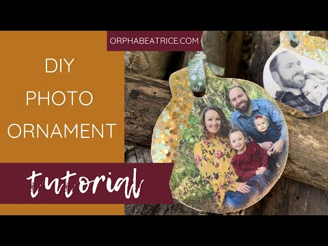 How To Transfer A Picture To Wood Using Mod Podge Photo Medium