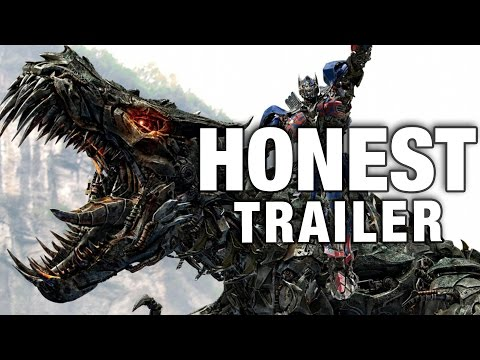 Honest Trailers - Transformers: Age of Extinction (變形金剛4 灭绝重生)