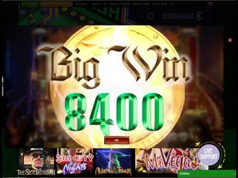 Futuriti casino - Alkemors tower MEGA WIN