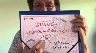 Schweiz-Wetter 2.8.2011 und 15-tage-Trend