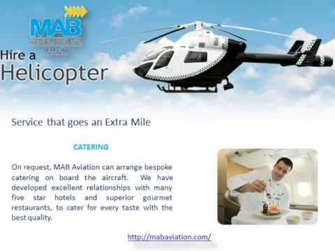 Private Helicopter Services In India!!!!!