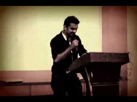 Loveletter-Marathi poem of sandeep khare