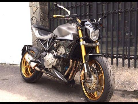 Honda Hornet 600 Streetfighter Levels Of Divers Saigon