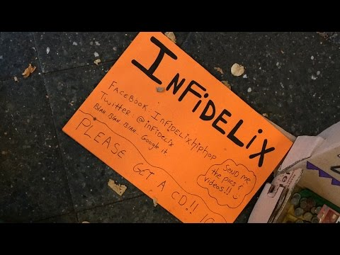 INFIDELIX: Rap in Berlin