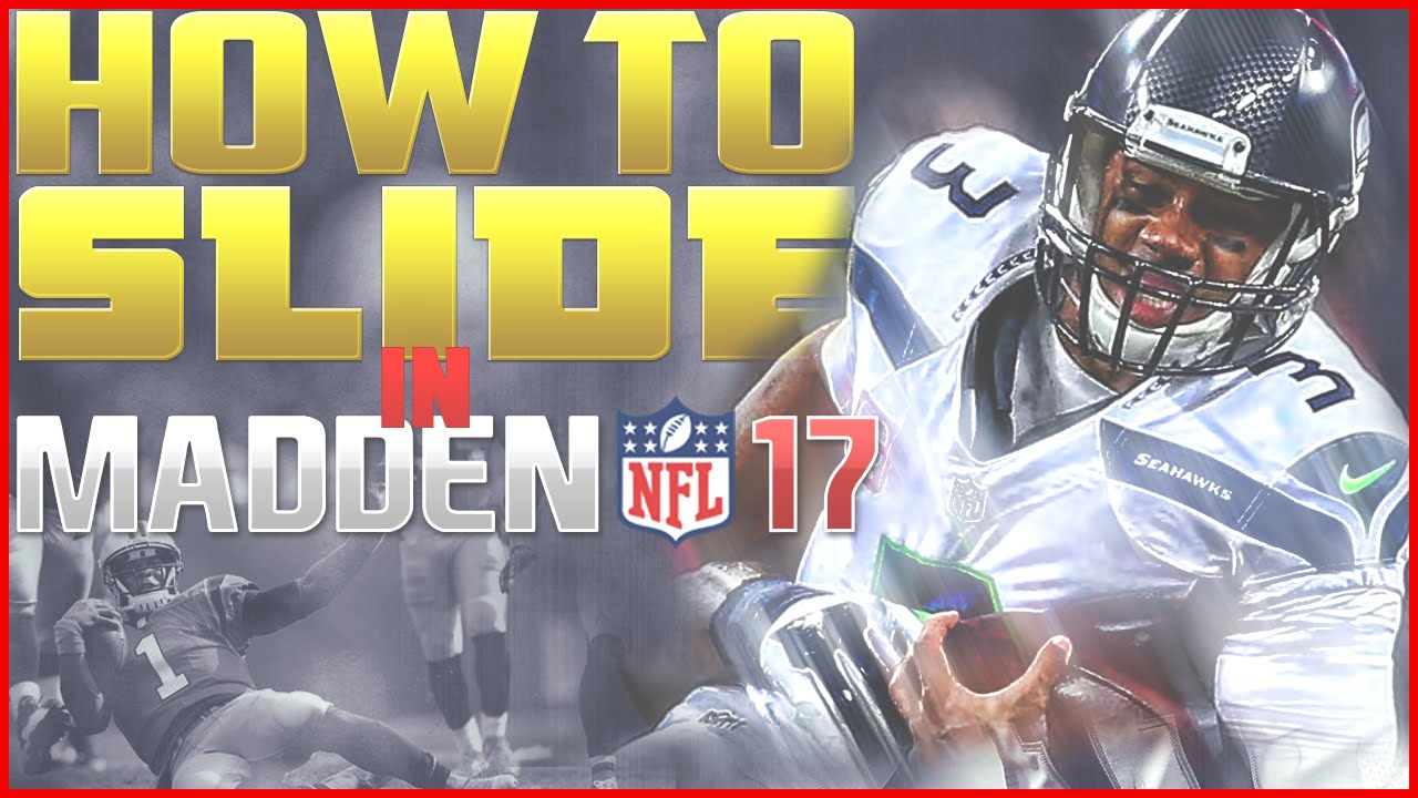madden nfl 17 tips how to qb slide in madden 17 new controls rh youtube com EA Sports Madden Tournament EA Sports Madden 12 Tips