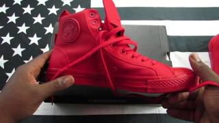 Converse Guard Hi Red Review
