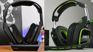 Astro A40 Vs Astro A50   What's The Difference Between The Gen 4s?