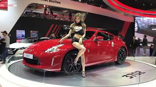 [Top Cars]: 2018 NISSAN 370Z Coupe Sport First Look - Seoul Motor Show 2017