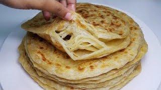 Jinsi ya kupika chapati laini za kusukuma/ soft layered chapati