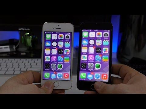 Китайский Айфон 6 в Москве - обзор и отзыв о копии iPhone 6 - YouTube