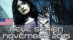 Neue Serien November 2015: Jessica Jones, Man in the High Castle uvm. | Serienplaner International