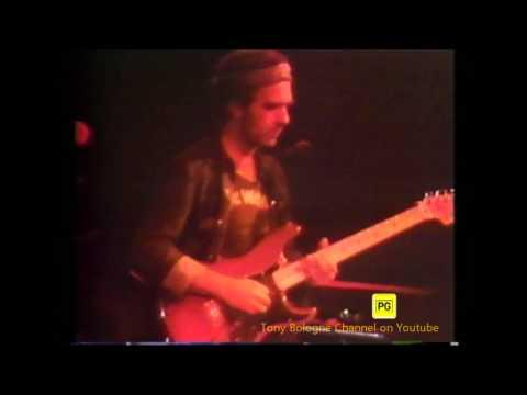 JJ CALE - Rare LIVE '81 performance of Cajun Moon + Mojo + Crazy Mama Original Concert Footage