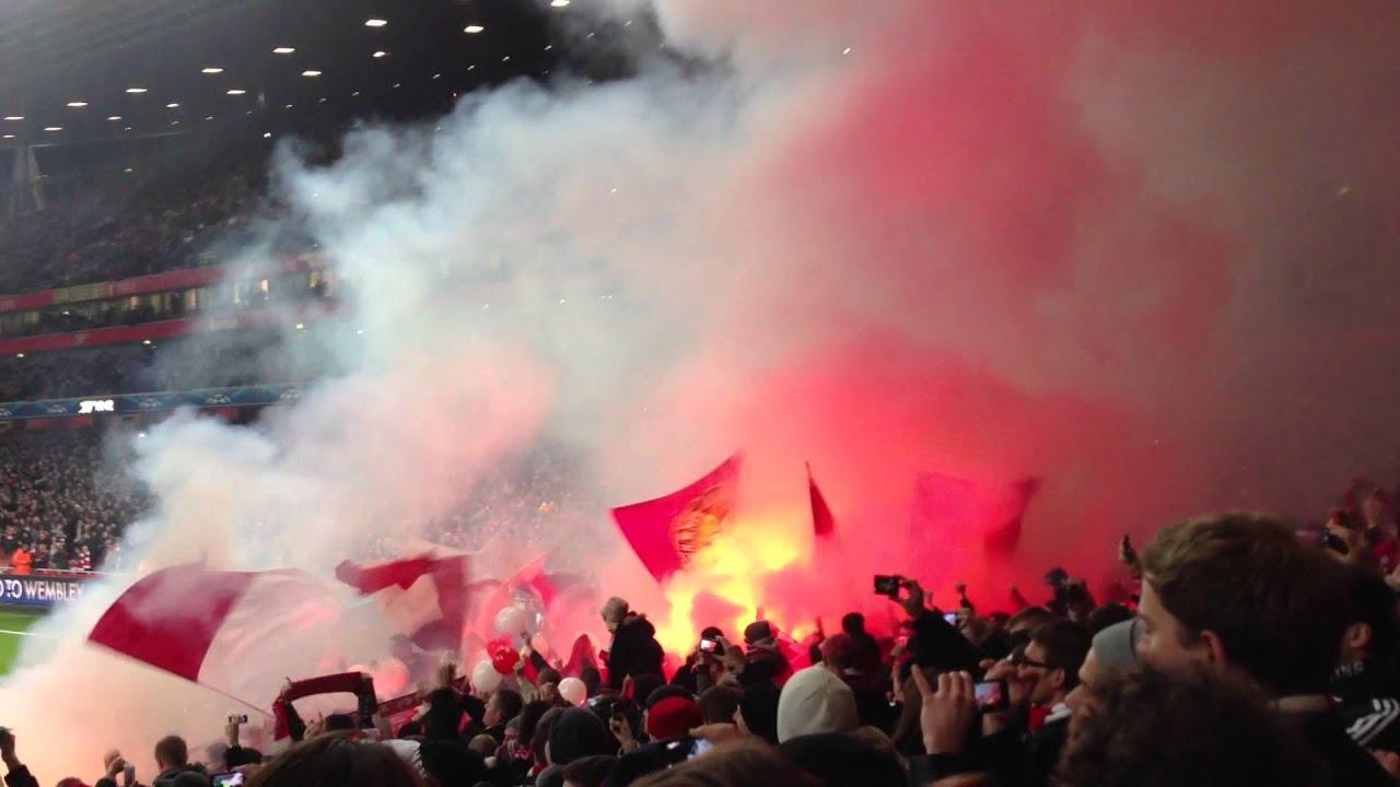 Arsenal Bayern München